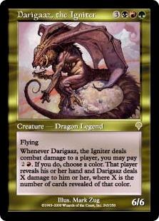 Darigaaz, the Igniter IN