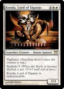 Konda, Lord of Eiganjo CHK