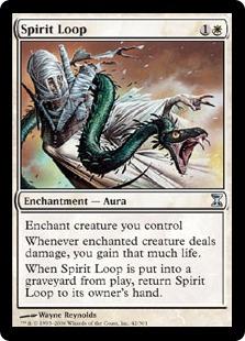 Spirit Loop TSP