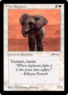 War Elephant AN