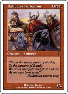 Balduvian Barbarians 7E