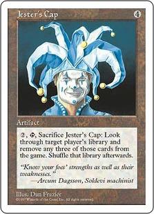 Jester's Cap 5E