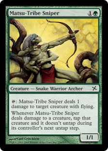Matsu-Tribe Sniper BOK