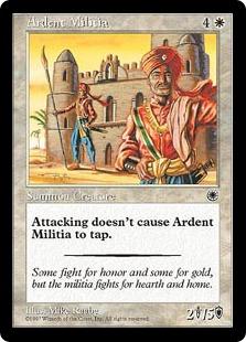 Ardent Militia POR