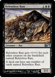 Relentless Rats M10