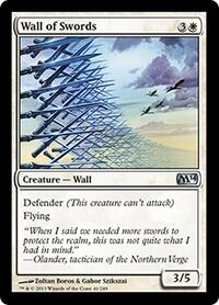 Wall of Swords M14