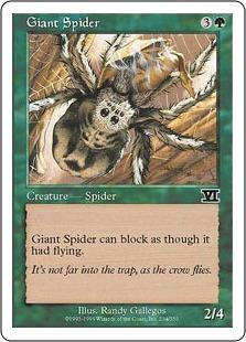 Giant Spider 6ED