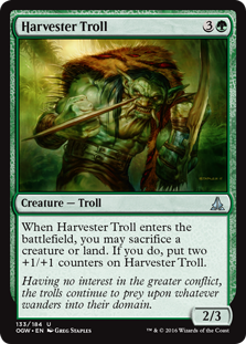 Harvester Troll OGW