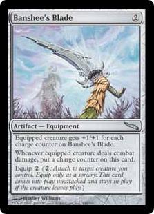 Banshee's Blade MRD