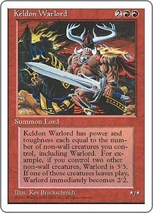 Keldon Warlord 4E