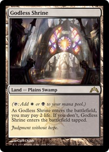 Godless Shrine GTC