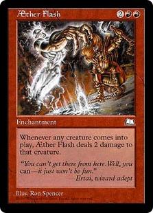 Aether Flash WTH