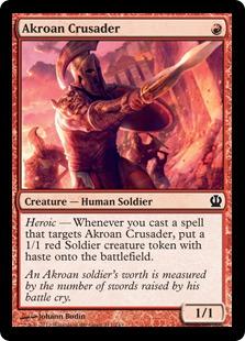 Akroan Crusader THS