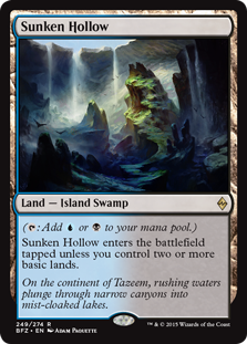Sunken Hollow BFZ