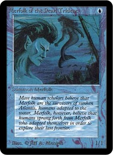 Merfolk of the Pearl Trident 1E
