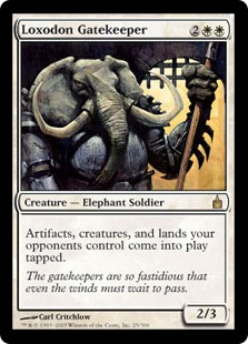 Loxodon Gatekeeper RAV
