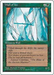 Wall of Ice 4E