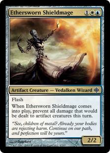 Ethersworn Shieldmage ARB