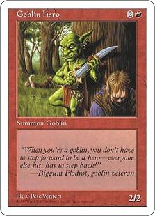 Goblin Hero 5