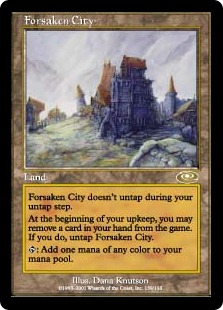 Forsaken City PLS