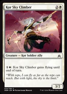 Kor Sky Climber OGW