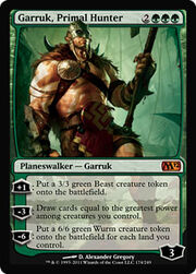 Garruk-primal-hunter