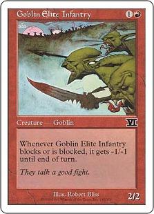 Goblin Elite Infantry 6E