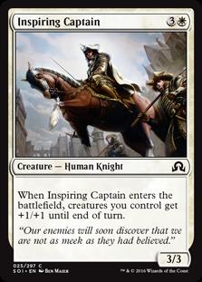 Inspiring Captain SOI