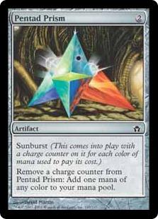 Pentad Prism 5DN