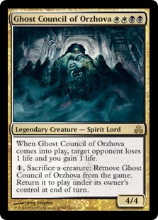 Ghost Council of Orzhova GPT
