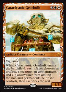Cataclysmic Gearhulk MPS