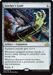 Stitcher's Graft EMN
