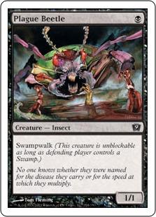 Plague Beetle 9ED