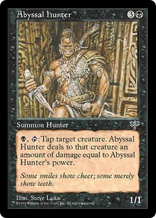 Abyssal Hunter MIR