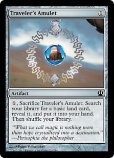 Traveler's Amulet THS
