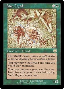 Vine Dryad MM