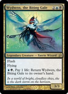 Wydwen, the Biting Gale LRW