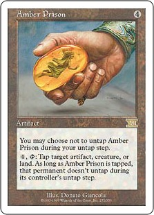 Amber Prison 6ED