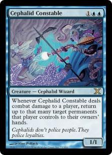 Cephalid Constable 10E
