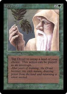 Ley Druid 2E
