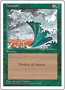 Tsunami 4E