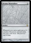 Arcana Materializer