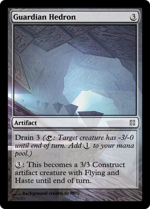 Guardian Hedron