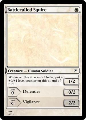 Battlecalled Squire