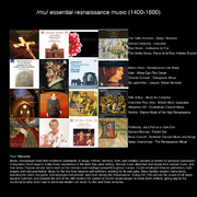 2) resnaissance (1400-1600)