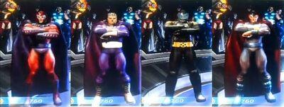 Magneto MUA Costumes