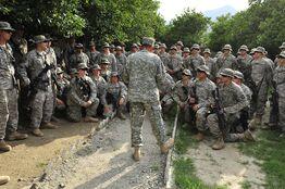 U.S. Marines in No Fear