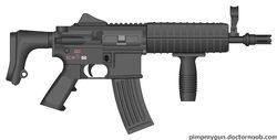 SMG-98 Ripper