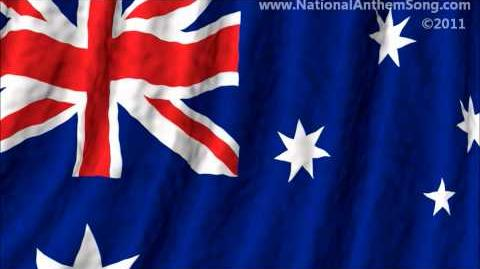 Australian National Anthem - Advance Australia Fair