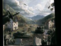 Near Future War Wallpaper nw707